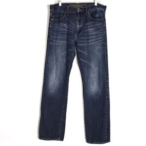 3/$20 AMERICAN EAGLE RELAXED STRAIGHT LEG JEANS